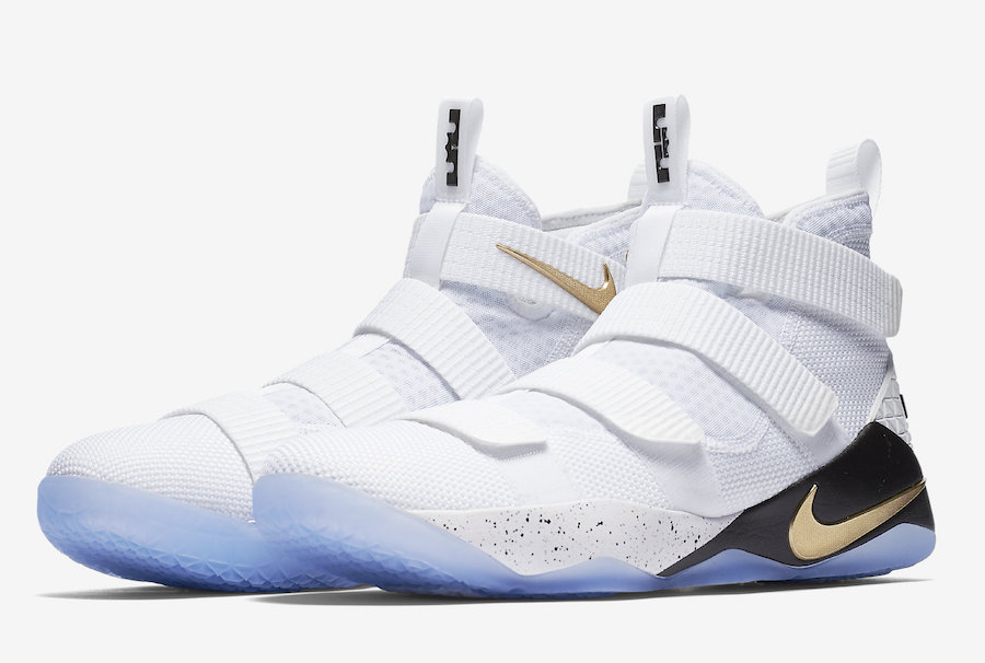 Nike LeBron Soldier 11 Release Date