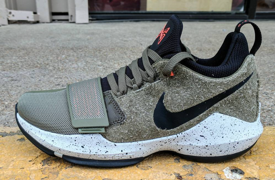 "Nike PG 1 ""Elements"" Release Date"