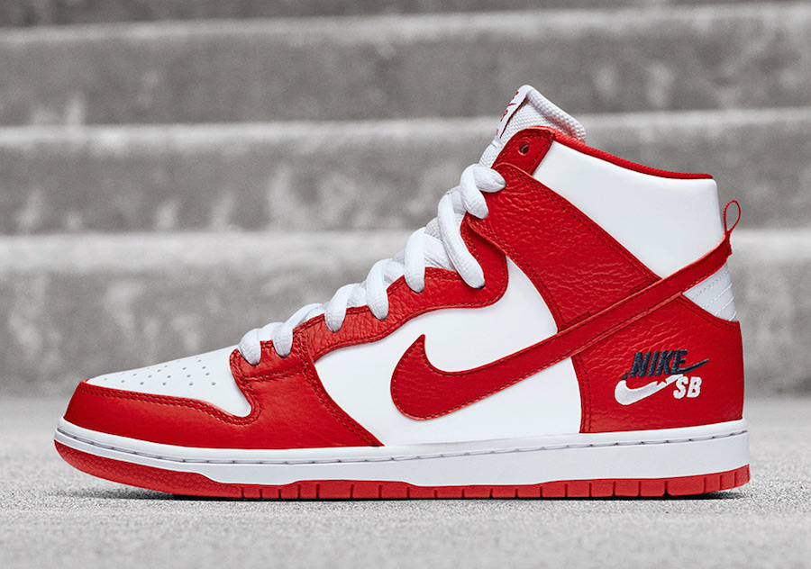 Nike SB Dunk High Pro Release Date
