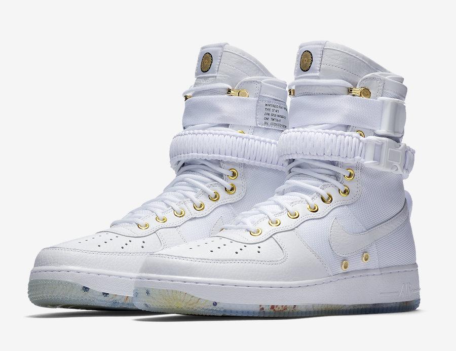 Nike SF-AF1 LNY Release Date