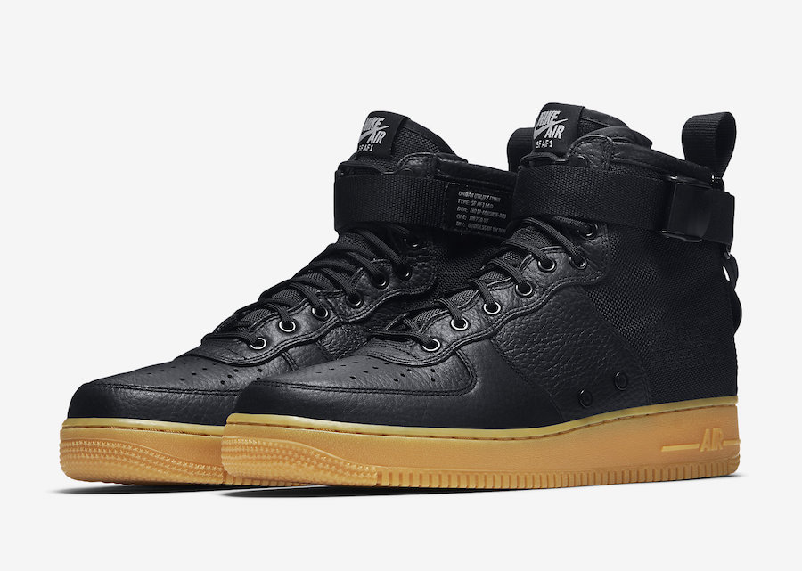 Nike SF-AF1 Mid Release Date
