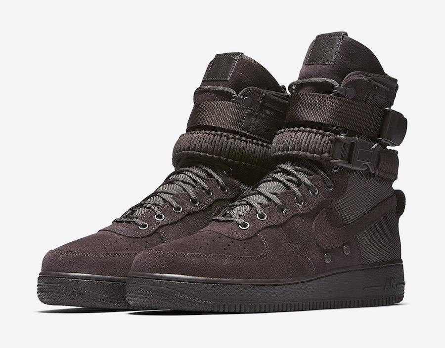 Nike SF-AF1 High Release Date