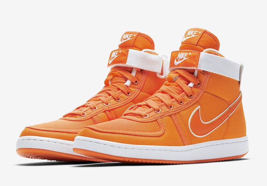 "Nike Vandal High Supreme ""Doc Brown"" Release Date"