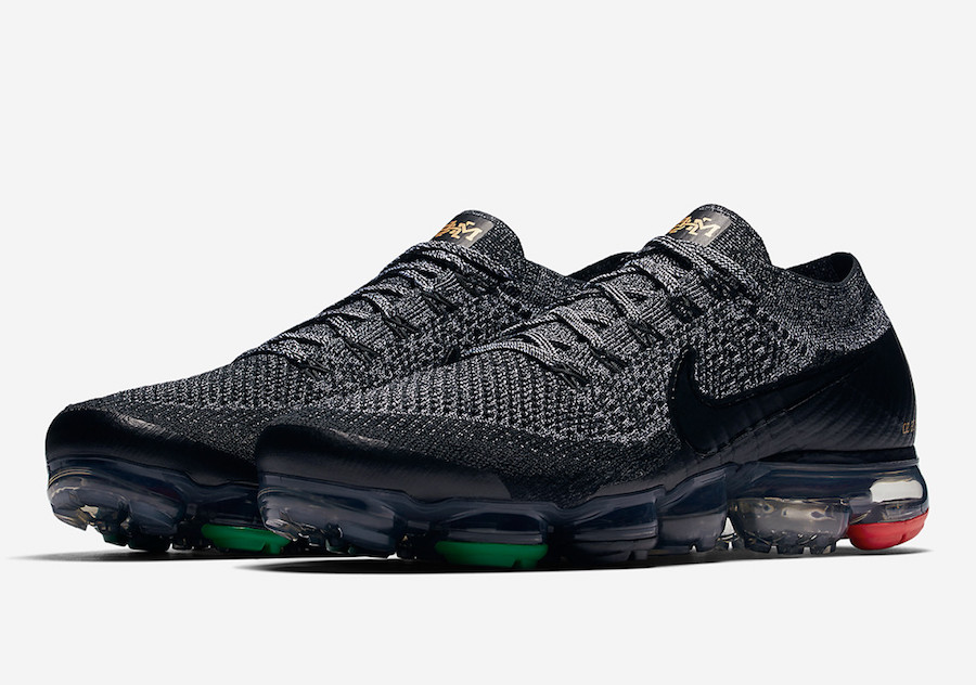 "Nike Air VaporMax ""BHM"" Release Date"