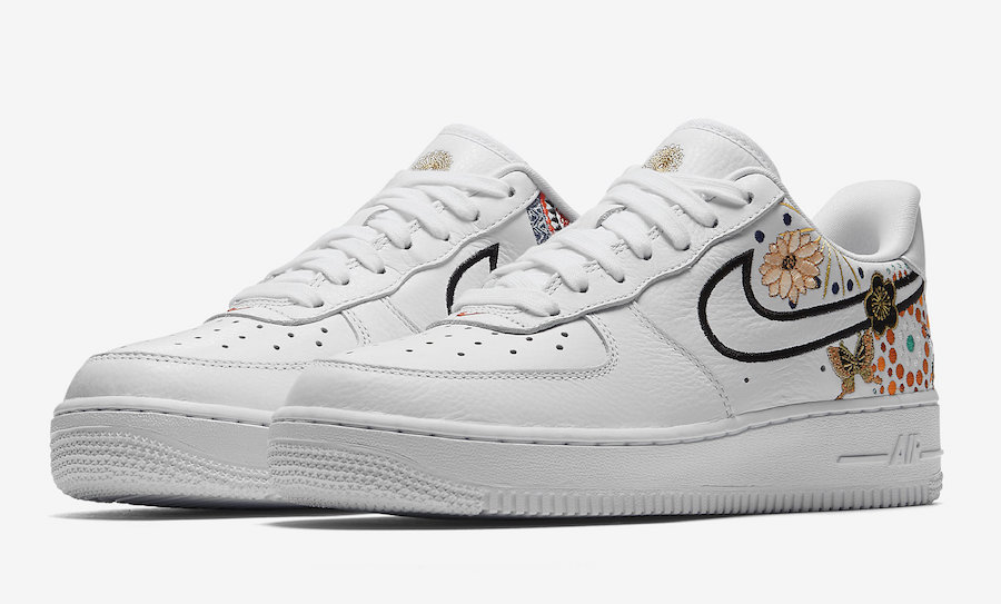 Nike WMNS Air Force 1 LNY Release Date