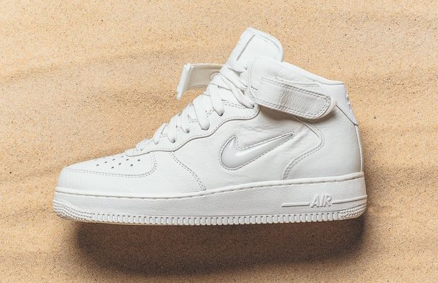 NikeLab Air Force 1 Mid PRM Jewel Release Date