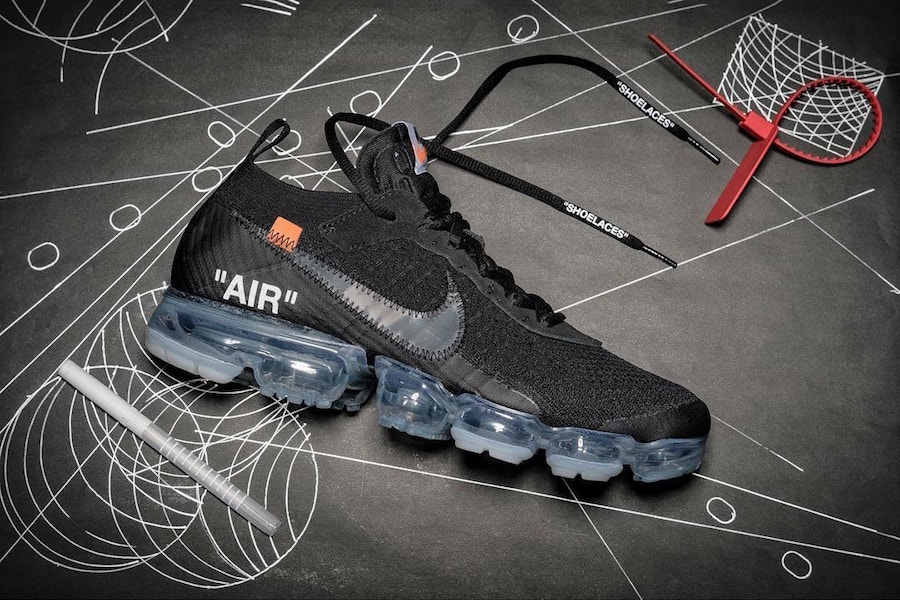 Off-White x Nike Air VaporMax Release Date