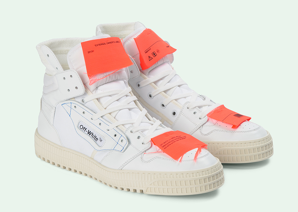 OFF-WHITE Off-Court Release Date