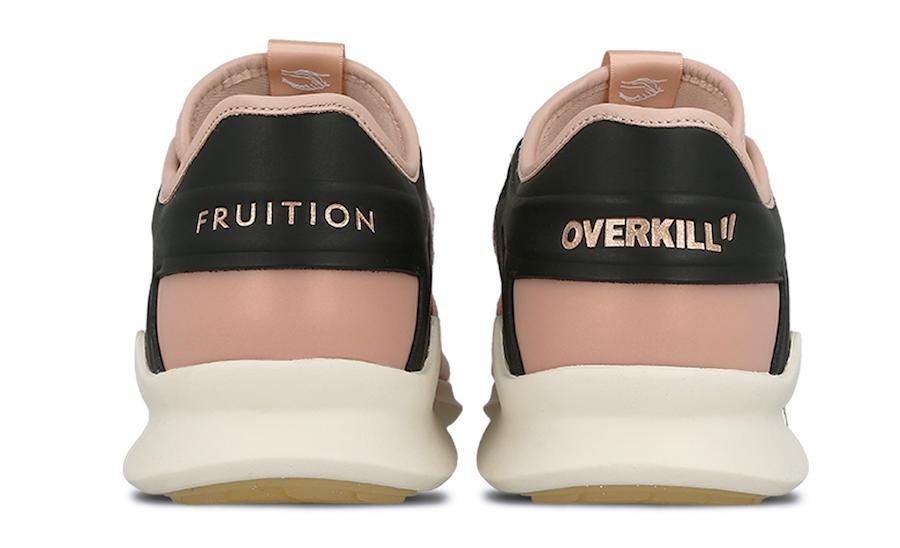 Overkill x Fruition x adidas Consortium WMNS EQT Lacing ADV