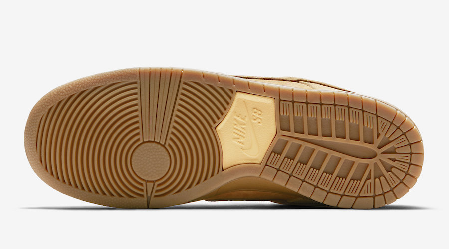 "Nike SB Dunk Low ""Reverse Reese Forbes Wheat"""