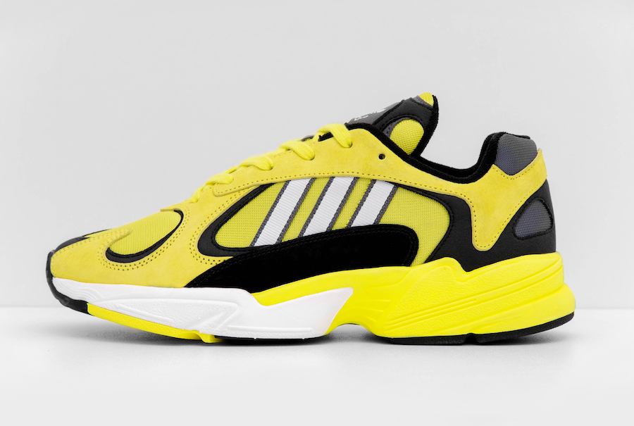 """size? x adidas Yung-1 """"Acid House"""" Release Date"""