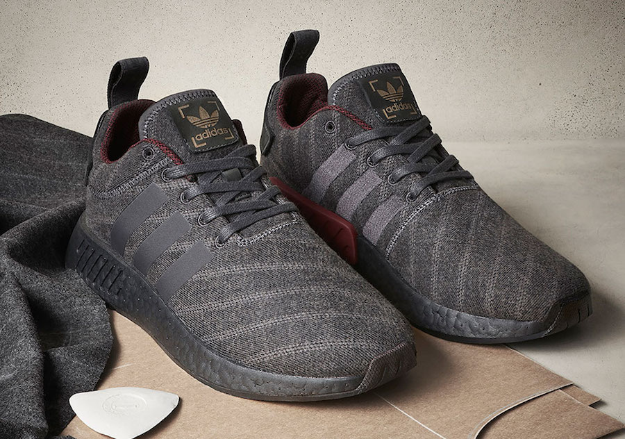 size? x Henry Poole x adidas NMD XR2