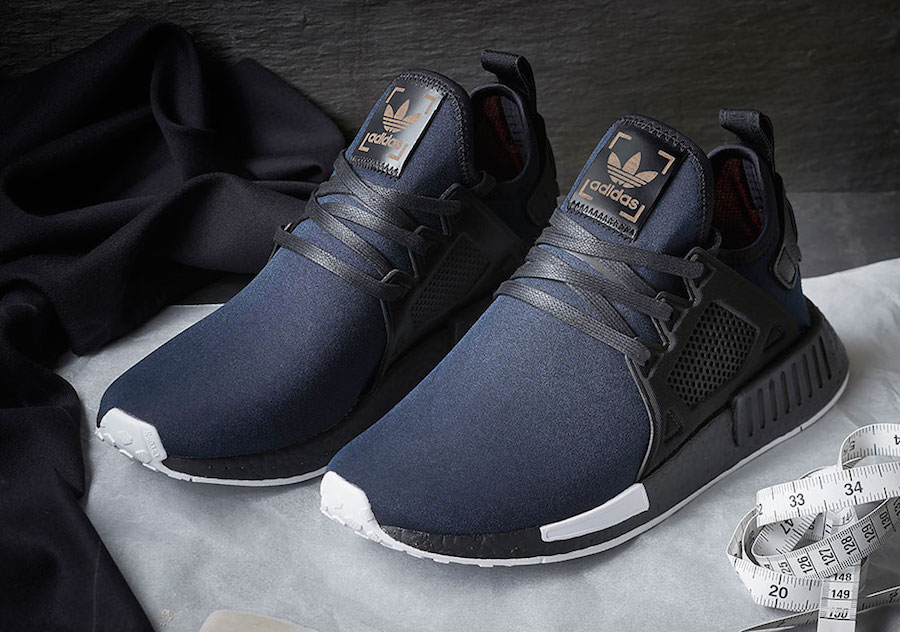 size? x Henry Poole x adidas NMD XR1