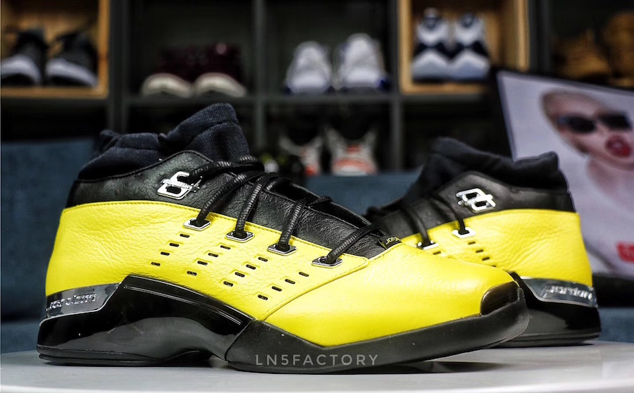 SoleFly x Air Jordan 17 Low