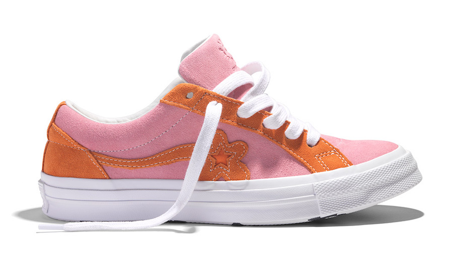 Tyler, The Creator x Converse One Star Golf Le Fleur Release Date