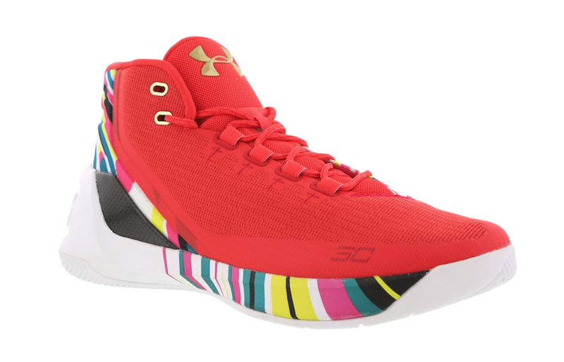 "Under Armour Curry 3 ""CNY"""